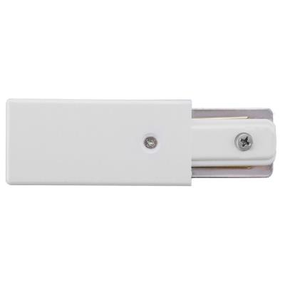 Трековая система Nowodvorski PROFILE POWER END CAP WHITE 9462 9462