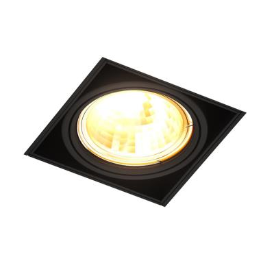 Светильник точечный Zumaline ONEON DL 50-1 94361-BK 94361-BK