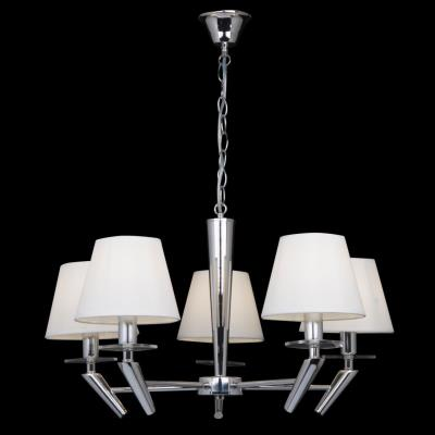 Светильник подвесной Freya Una, FR5031PL-05CH, 200W, E14 FR5031PL-05CH