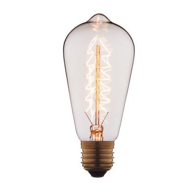 Лампа ретро лампа Edison Bulb 6440-S 6440-S