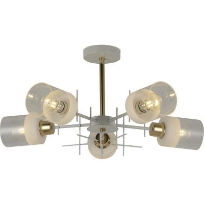 Светильник потолочный Toplight Chloe, TL1253D-05WG, 300W, E27 TL1253D-05WG