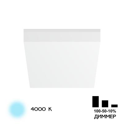 CLD52K18N Вега Св-к Встр. 18W*4000K CLD52K18N