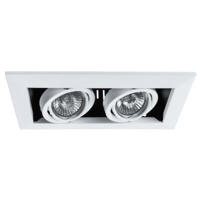Светильник встраиваемый CARDANI  PICCOLO A5941PL-2WH A5941PL-2WH