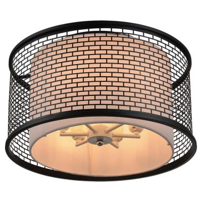Светильник потолочный Lussole (серия: LSP-9676) LSP-9676 6x60Вт E27 LSP-9676