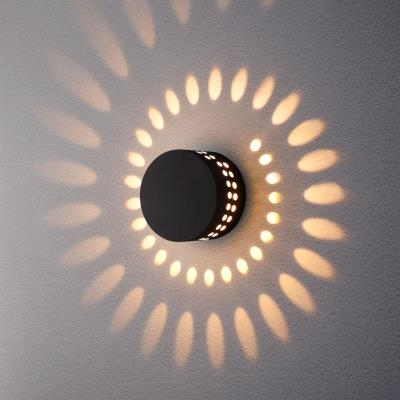 ARKADA черный Светодиодная архитектурная подсветка 1585 TECHNO LED 1585 TECHNO LED