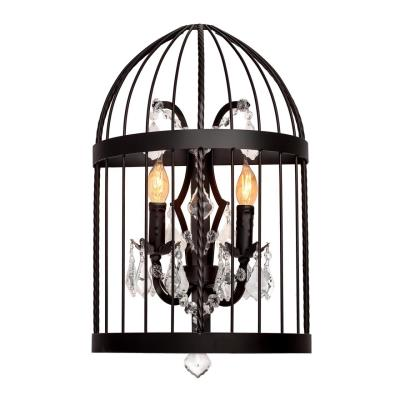 Светильник настенный Loft it Vintage Birdcage LOFT1891W E14 40W LOFT1891W