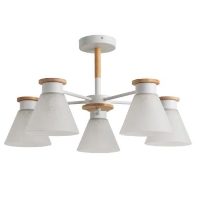 Светильник подвесной Arte Lamp Tyler, A1031PL-5WH, 300W, E14 A1031PL-5WH