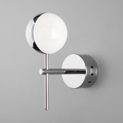 Настенный светодиодный светильник Eurosvet Monica 90173/1 хром 90173/1