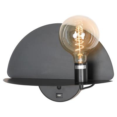 Светильник настенный Lussole COZY, GRLSP-8230, 10W, E27 GRLSP-8230