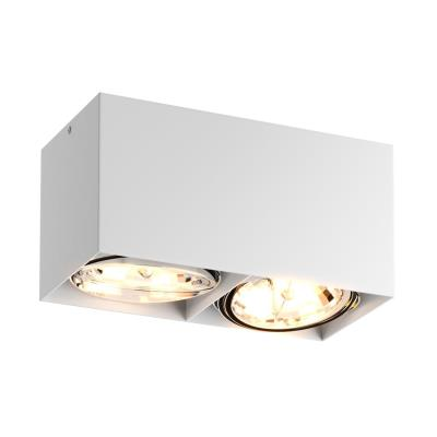 Светильник потолочный Zumaline BOX SL2 89949-G9 89949-G9