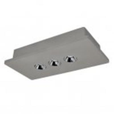 Светильник потолочный Loft it Architect OL1072-GH/3 3x4.2Вт LED OL1072-GH/3