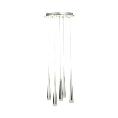 Каскад Kink Light Рэй 6114-5A,02 5x35Вт LED 6114-5A,02