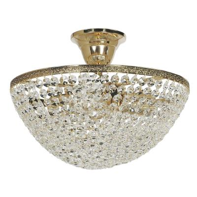 Светильник потолочный Arti Lampadari Stella Gold, Stella E 1.3.30.505 G, 180W, E27 Stella E 1.3.30.505 G