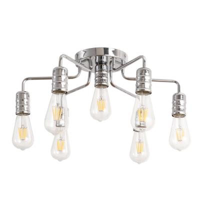 Люстра потолочная Arte Lamp FUOCO A9265PL-7CC 7x40Вт E27 A9265PL-7CC