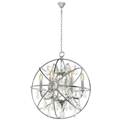 Светильник подвесной Loft it Foucaults Orb Crystal LOFT1896/6 E14 40W LOFT1896/6