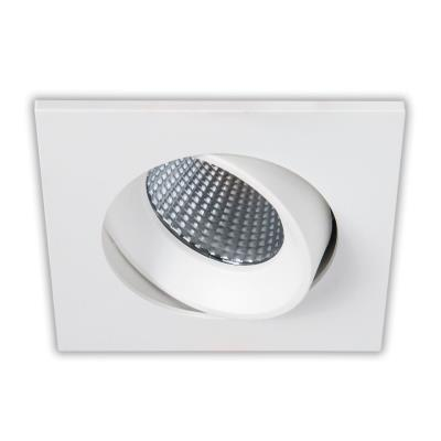 CLD001KNW0 Альфа Белый Св-к Встр. LED 7W*3500K CLD001KNW0
