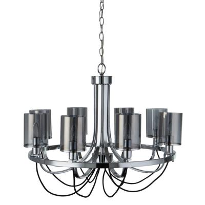 Люстра подвесная Arte Lamp OMBRA A2995LM-8CC 8x40Вт E14 A2995LM-8CC