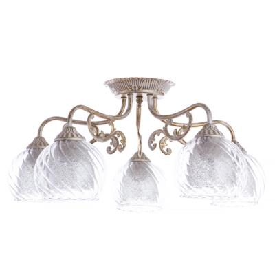 Люстра потолочная Arte Lamp CHARLOTTE A7062PL-5WG 5x60Вт E27 A7062PL-5WG