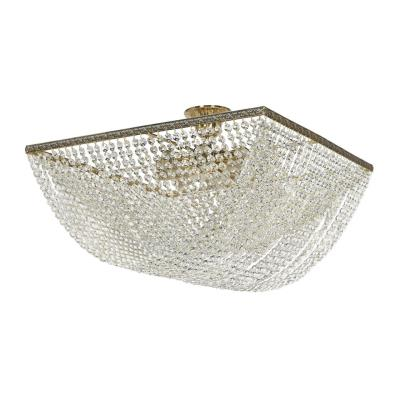 Светильник потолочный Arti Lampadari Nobile Gold, Nobile E 1.3.50.501 G, 480W, E27 Nobile E 1.3.50.501 G