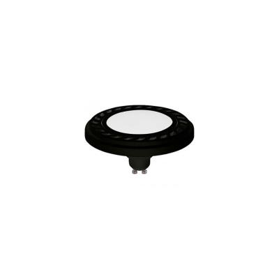 Лампа Nowodvorski REFLECTOR LED, DIFFUSER, BLACK, 9W 4000K 9211 9211