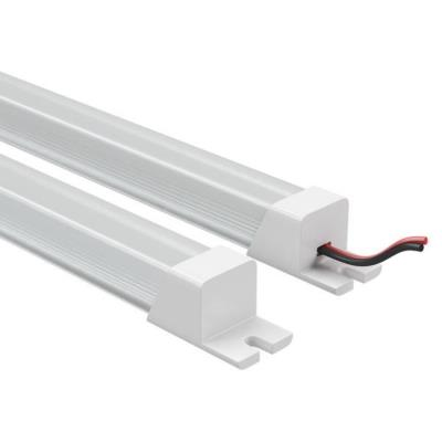 Светодиодные ленты одноцветная Светодиодная лента в PVC профиле с прямоугольным рассеивателем 409122 409122