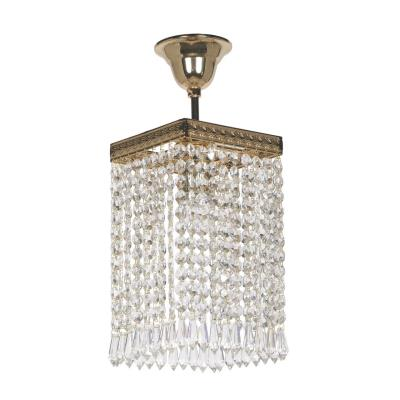 Светильник потолочный Dio D`arte Cremono Gold, Cremono E 1.3.14.200 G, 60W, E27 Cremono E 1.3.14.200 G