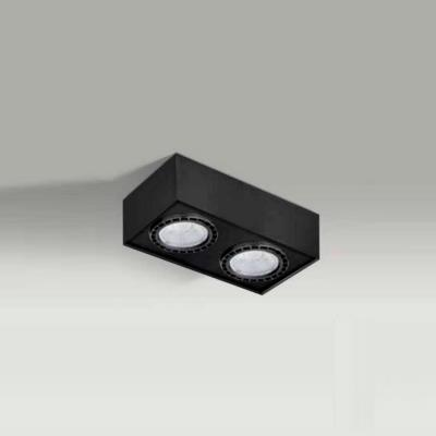 Светильник накладной Azzardo AZzardo Paulo 2 230V AZ2881 2x50Вт QR111 AZ2881