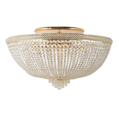Светильник потолочный Dio D`arte Bari Gold, Bari E 1.2.100.200 G, 600W, E27 Bari E 1.2.100.200 G