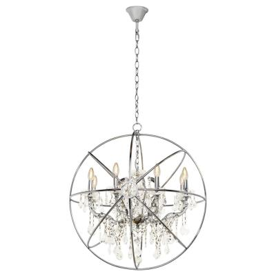 Светильник подвесной Loft it Foucaults Orb Crystal LOFT1896/8 E14 40W LOFT1896/8