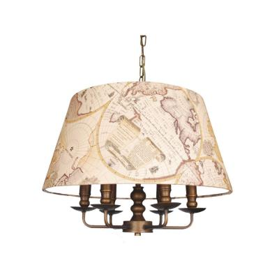 Светильник подвесной Favourite Mappa 1122-6P 1122-6P