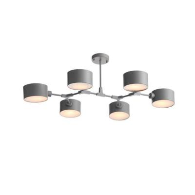 Светильник потолочный Evoluce Gimento, SLE183702-06, 360W, E14 SLE183702-06