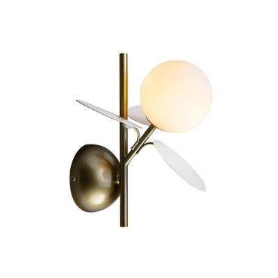 Светильник настенный Loft it Matisse 10008/1W white G9 5W 10008/1W white