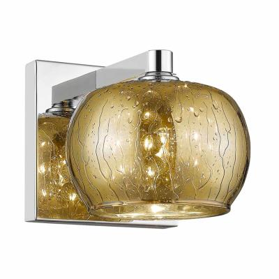 Светильник настенный Zumaline RAIN W0076-01A-B5L9 (gold) W0076-01A-B5L9