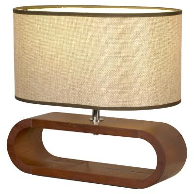 Настольная лампа Lussole Nulvi GRLSF-2104-01 1x10Вт E27 GRLSF-2104-01