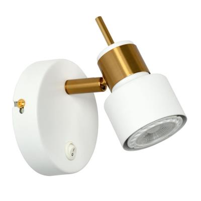 Светильник трековый, спот Arte Lamp Almach, A1906AP-1WH, 40W, GU10 A1906AP-1WH