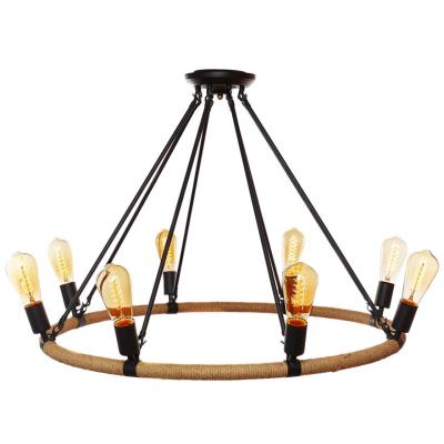 Светильник подвесной Loft it Rope Filament LOFT1861/8 E27 40W LOFT1861/8