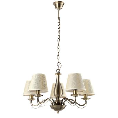 Люстра подвесная Arte Lamp FELICIA A9368LM-5AB 5x40Вт E14 A9368LM-5AB