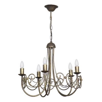 Светильник подвесной Luminex PALACE, 3464, 300W, E14 3464