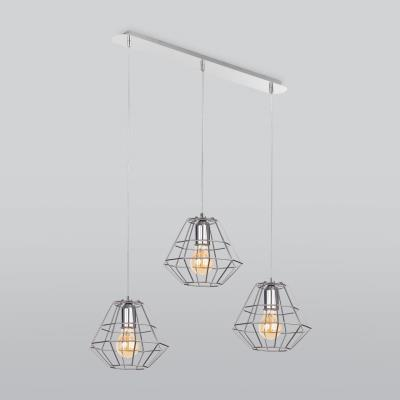 Подвесной светильник TK Lighting Diamond Silver 4205 Diamond Silver 4205