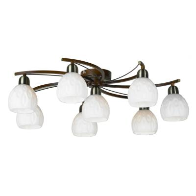 Светильник потолочный Lussole Kstall LSP-0046 8x40Вт Е14 LSP-0046