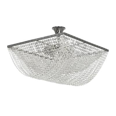 Светильник потолочный Arti Lampadari Nobile Nickel, Nobile E 1.3.50.501 N, 480W, E27 Nobile E 1.3.50.501 N