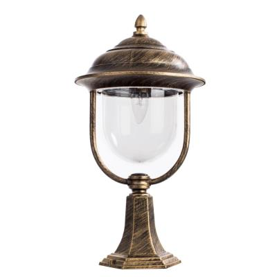 Уличный светильник фонарь на столб BARCELONA A1484FN-1BN A1484FN-1BN