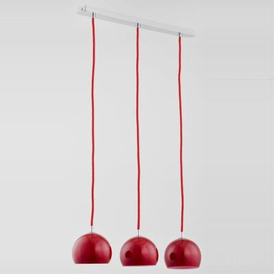Светильник подвесной Alfa WATERFALL RED, 21016, 120W, E14 21016
