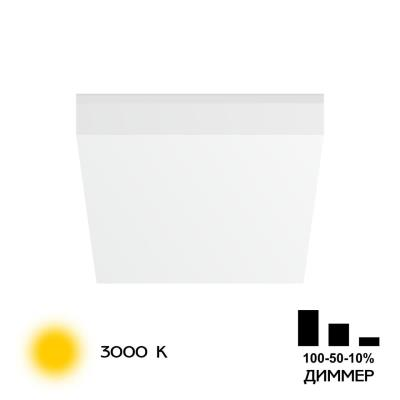 CLD52K18W Вега Св-к Встр. 18W*3000K CLD52K18W