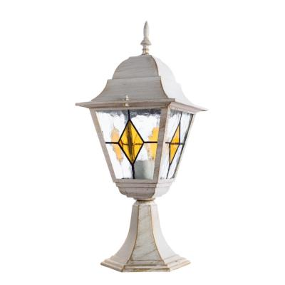 Уличный светильник фонарь на столб BERLIN A1014FN-1WG A1014FN-1WG