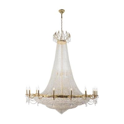 Светильник подвесной Dio D`arte Lodi Gold, Lodi E 1.6.16.100 G, 1200W, E27 Lodi E 1.6.16.100 G