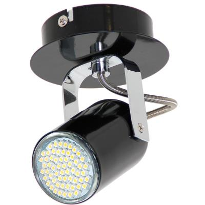 Светильник трековый, спот Luminex NICK, 6140, 60W, GU10 6140