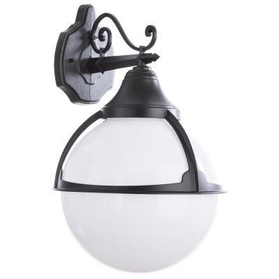 Уличный светильник настенный MONACO A1492AL-1BK A1492AL-1BK