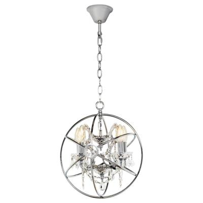 Светильник подвесной Loft it Foucaults Orb Crystal LOFT1896/4 E14 40W LOFT1896/4