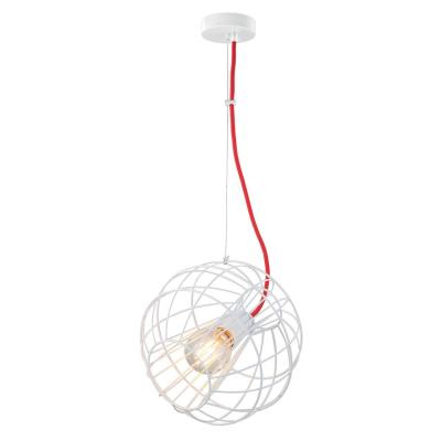Светильник подвесной Toplight Serena, TL1200H-01WH, 60W, E27 TL1200H-01WH
